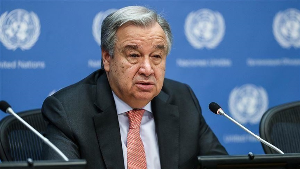 Guterres: The world cannot afford another war in the Gulf Doc-P-330449-637136601132393940
