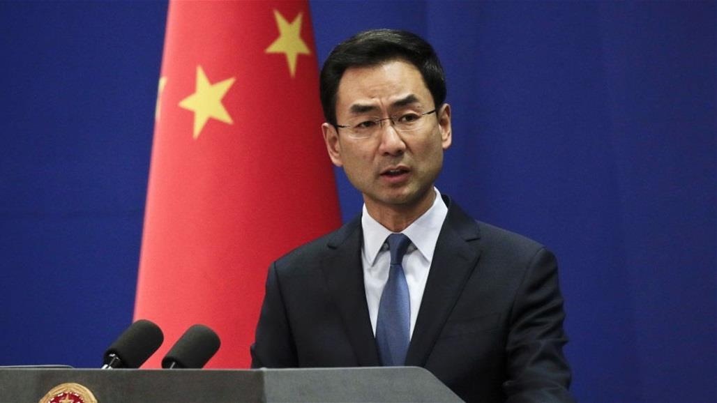 أول تعليق من الصين على تهديد ترامب بعقوبات ضد بغداد