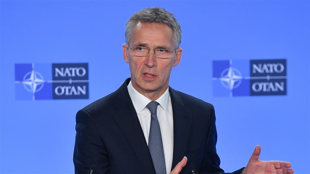 Press point by NATO Secretary General Jens Stoltenberg following a meeting of the North Atlantic Council Doc-P-330892-637139958816502178