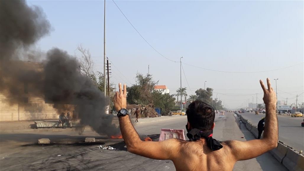 خلف: مجلس الأمن الوطني خول القوات الأمنية باعتقال من يقوم بقطع الطرق وغلق الدوائر