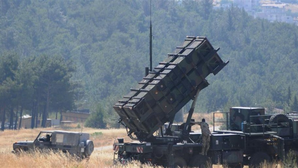 The Pentagon: The United States is working to deploy Patriot missiles in Iraq after the Iranian bombing Doc-P-333117-637159976945662206