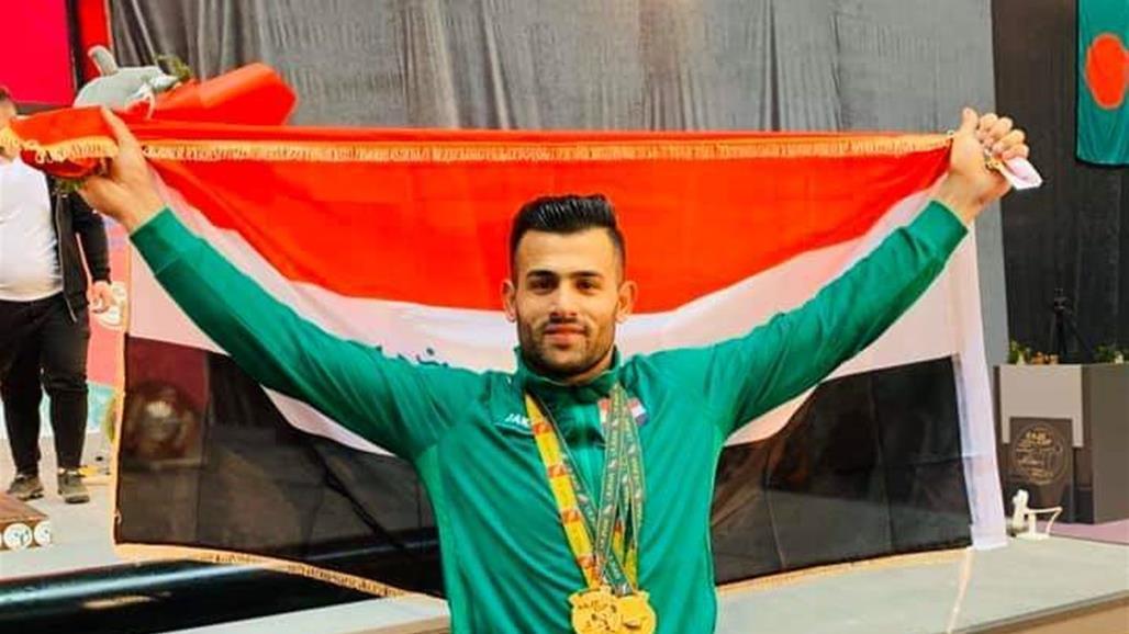 صفاء راشد يتوج ببطولة الفجر ويتأهل لاولمبياد طوكيو