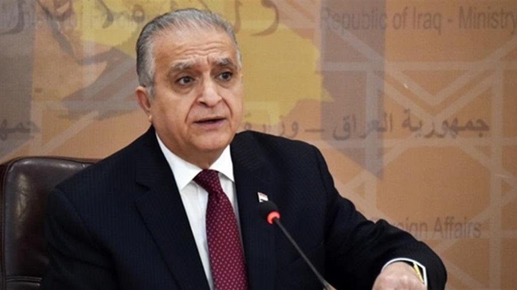 وزير الخارجية يكشف عن وجود عائلة عراقية في الطائرة التركية التي تحطمت امس