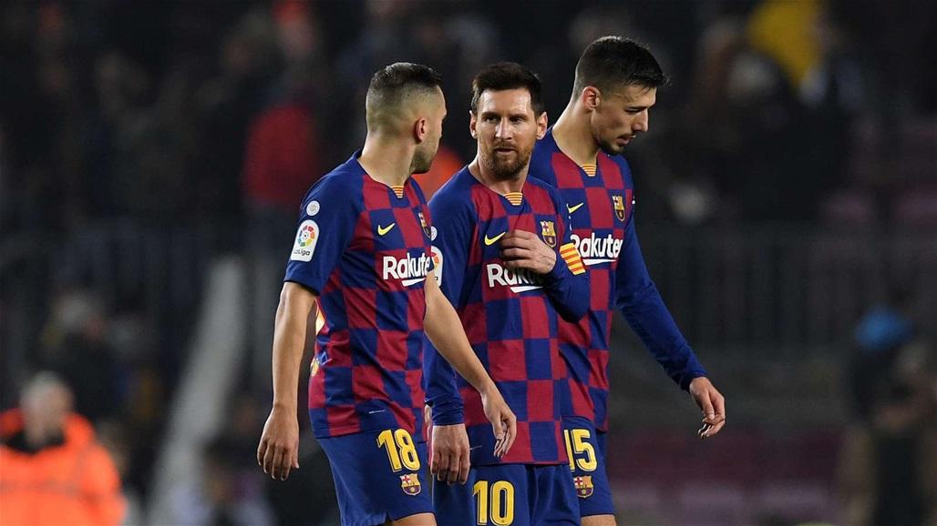برشلونة يصالح جماهيره بانتصار صعب على بيتيس العنيد