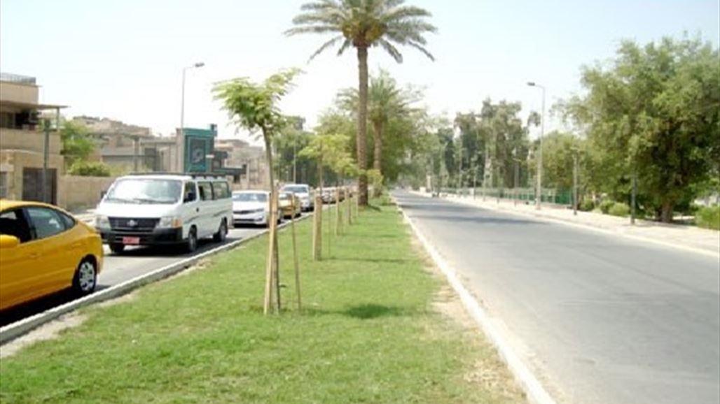 عمليات بغداد: القوات الأمنية تباشر بفتح طريق ابو نواس - شارع الرشيد
