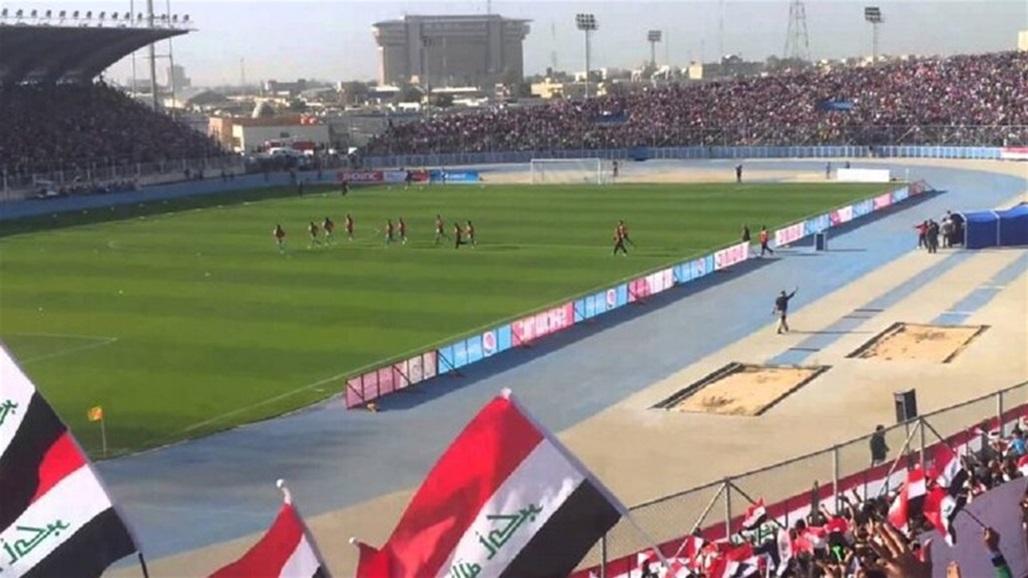 وزير الشباب يعلن إقامة مباريات دوري الكرة الممتاز من دون جمهور بسبب كورونا
