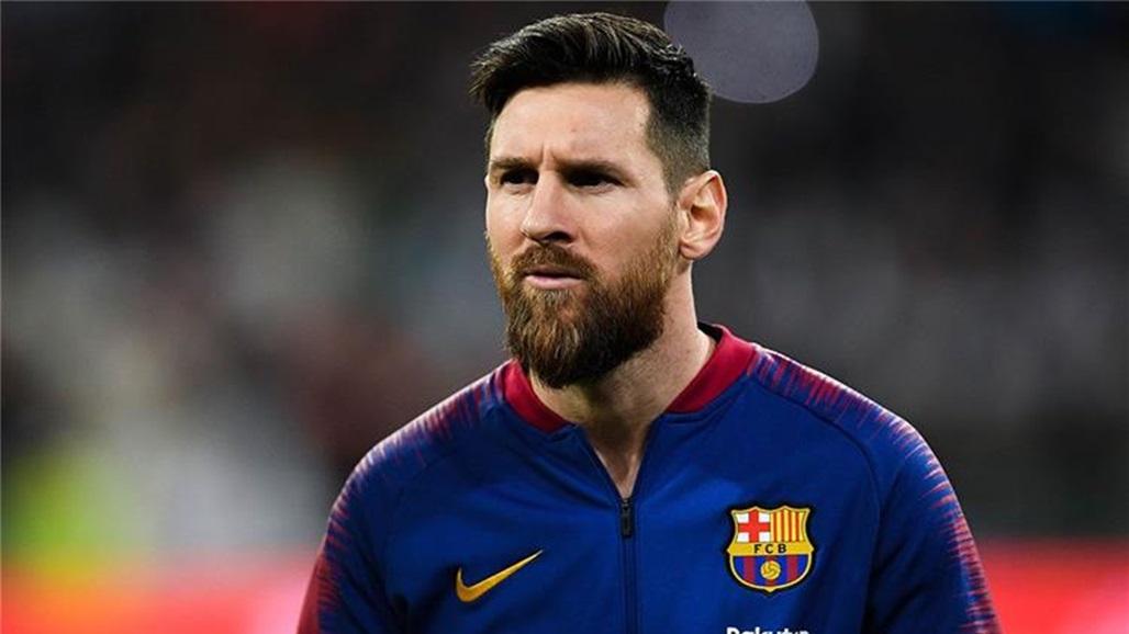 ميسي يفجر مفاجأة عن رغبته بمغادرة برشلونة