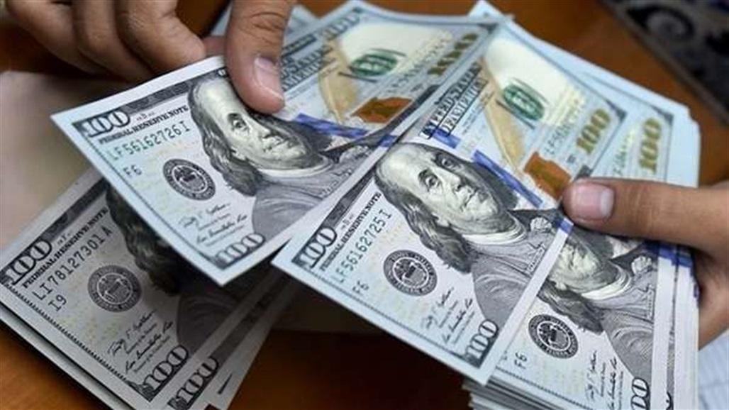 ارتفاع سعر صرف الدولار أمام الدينار