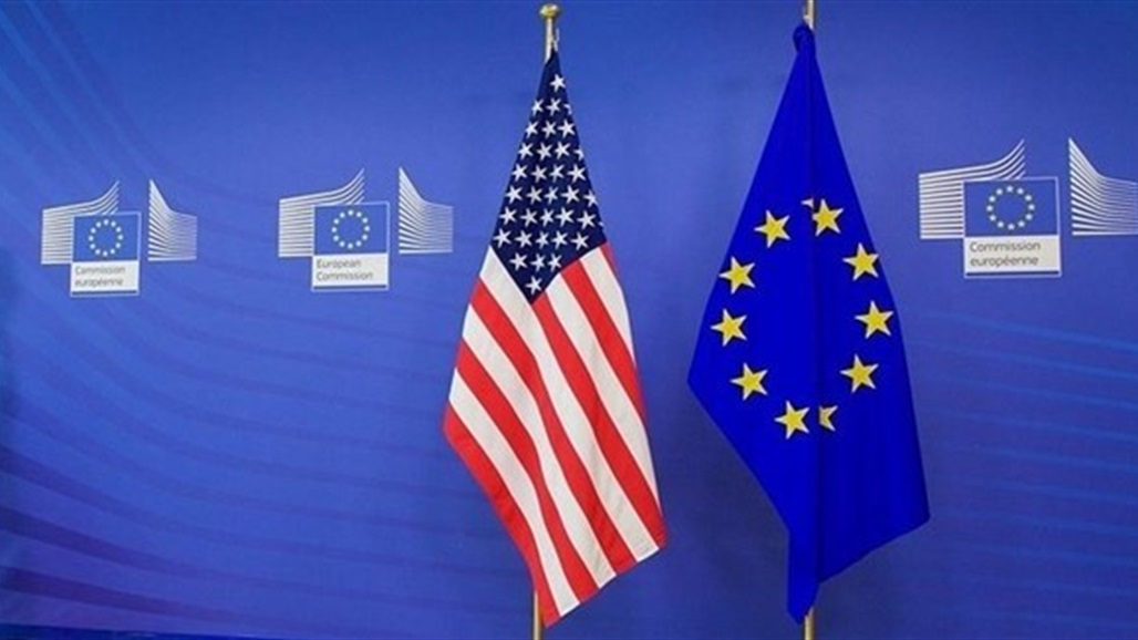 For the first time in two decades ... a surprise US-European agreement on customs cuts for some comm Doc-P-355706-637336759584559903