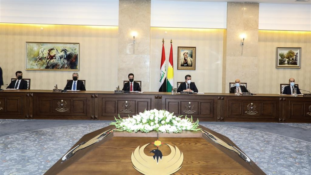 The Council of Ministers of Kurdistan decides to send the report of the first three months of implementing the reform law to parliament