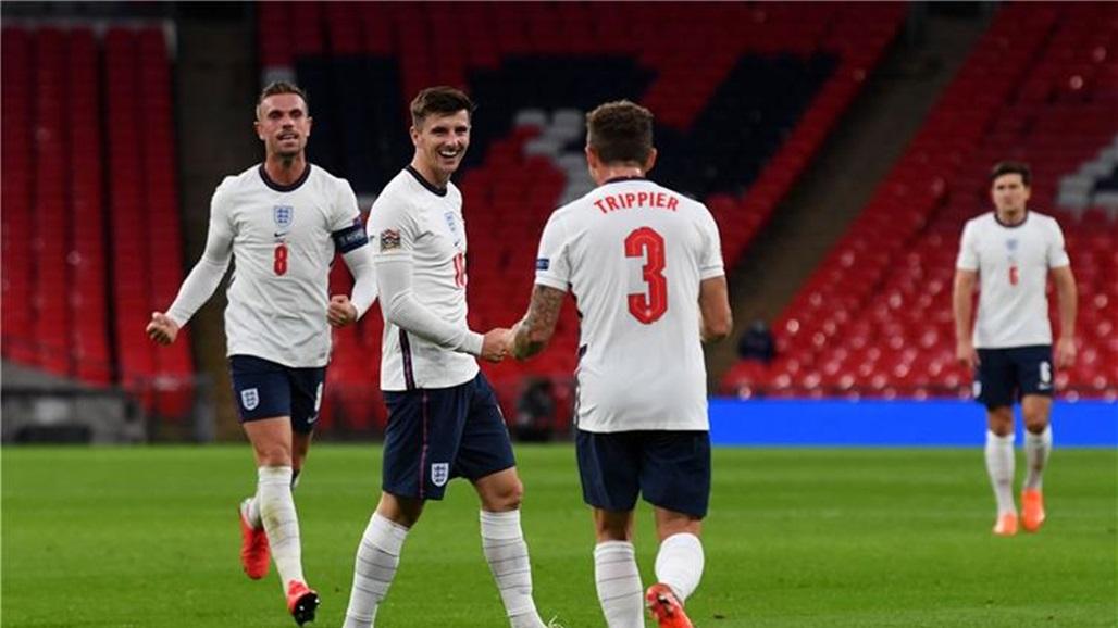 ثنائية راشفورد ومونت تمنح إنجلترا فوزاً مثيراً على حساب بلجيكا