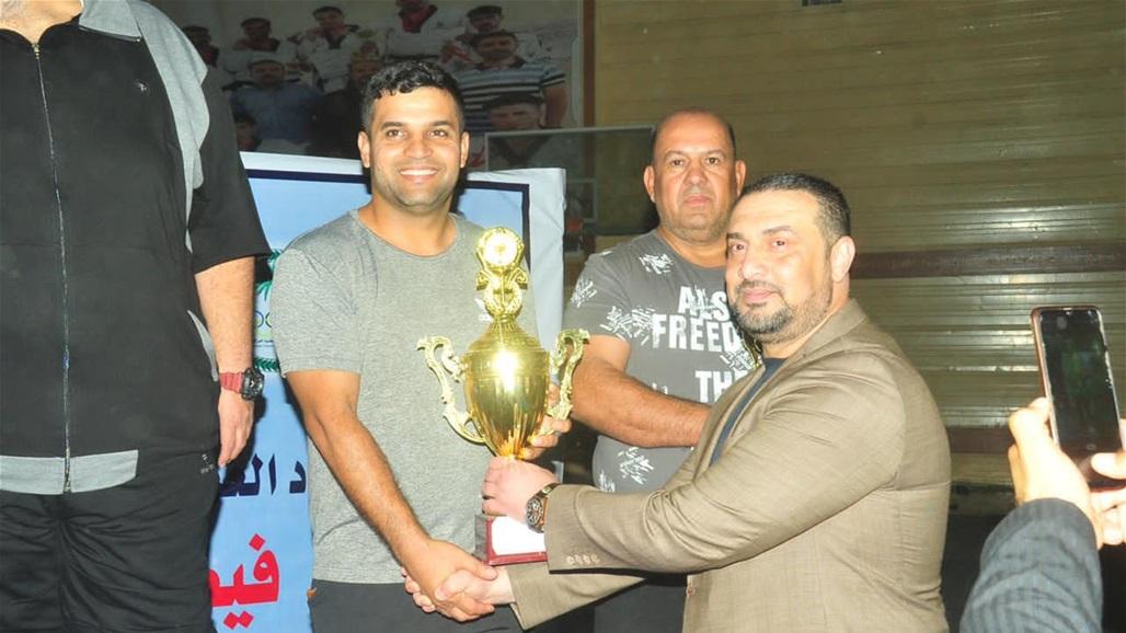 ابطال الشرطة يسيطرون على بطولة اندية العراق للشباب والمتقدمين بالجودو