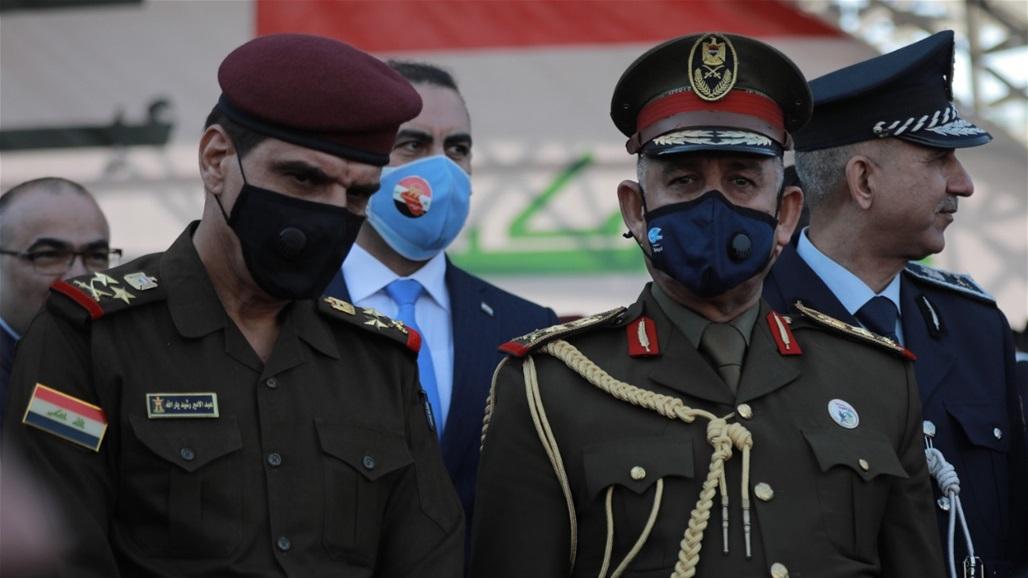تكليف الفريق الركن قيس المحمداوي معاوناً لرئيس أركان الجيش