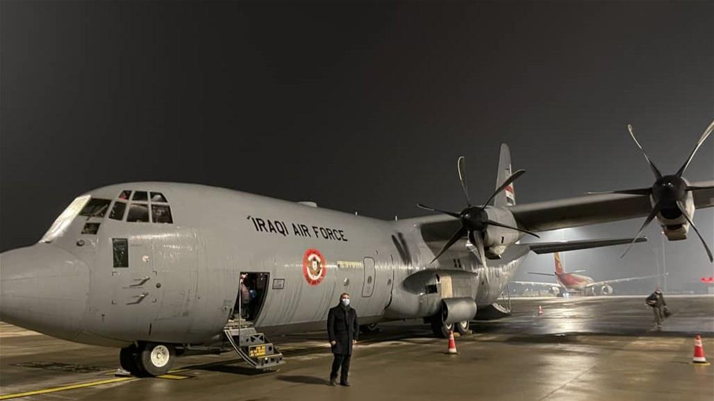 بالصور: الشرق يسبق الغرب بوصول لقاح كوفيد-19 الى العراق