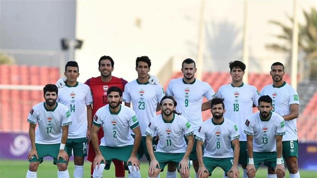 تشكيلة المنتخب العراقي امام هونغ كونغ