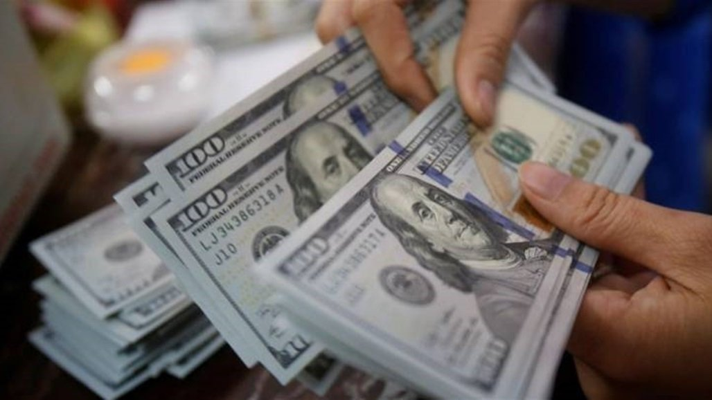 Dollar exchange rates in the Iraqi markets