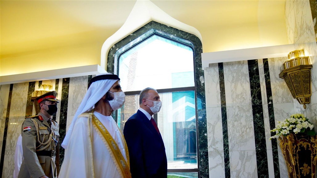 Mohammed bin Rashid tweets in Baghdad - We have reached the capital of the world and the house of human wisdom