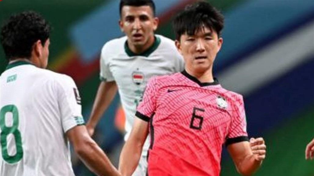 منتخبنا الوطني يعود بتعادل ثمين من ميدان كوريا الجنوبية ضمن تصفيات المونديال