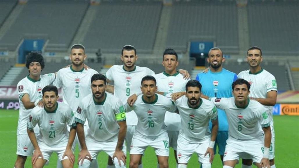 وفد منتخبنا الوطني يتوجه إلى الدوحة تحضيراً لمواجهة لبنان (صورة)