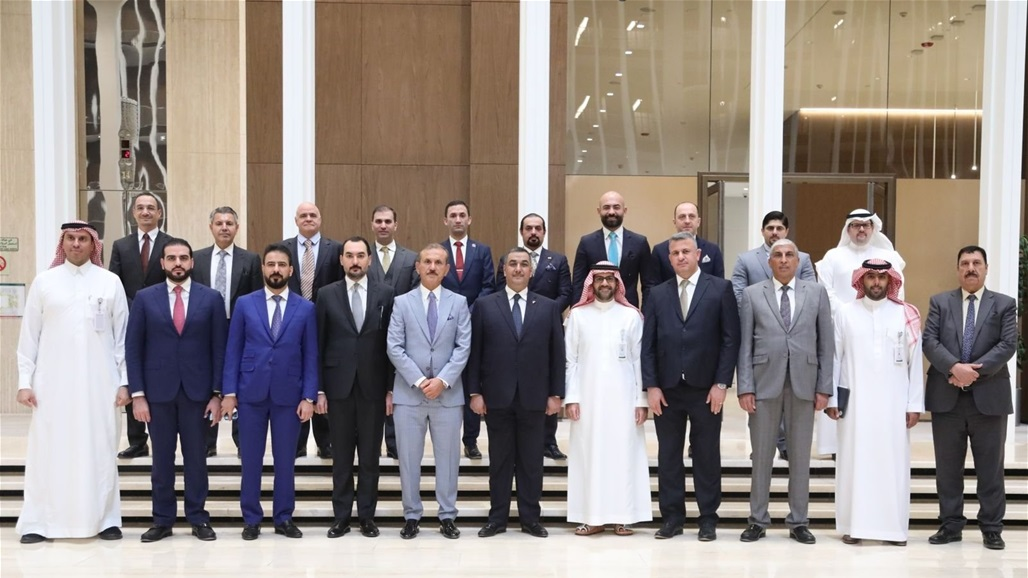 The Governor of the Central Bank discusses with his Saudi counterpart cooperation in the external banking sector