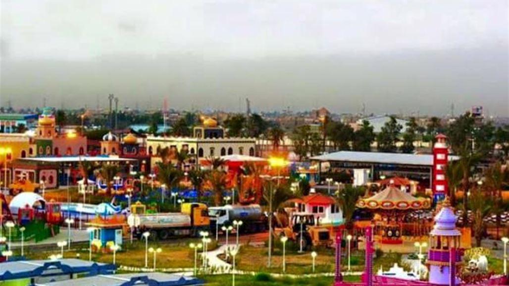 استثمار بغداد تعلن افتتاح مدينة السندباد الترفيهية غداً الخميس