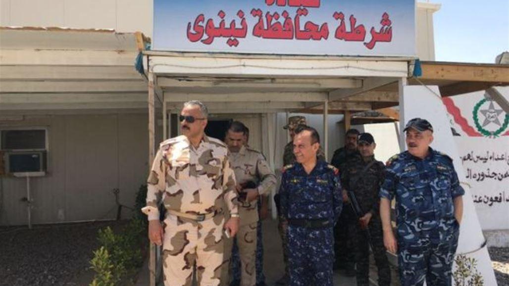 مصدر: قائد شرطة نينوى الجديد تسلم مهامه من الحمداني | أمن