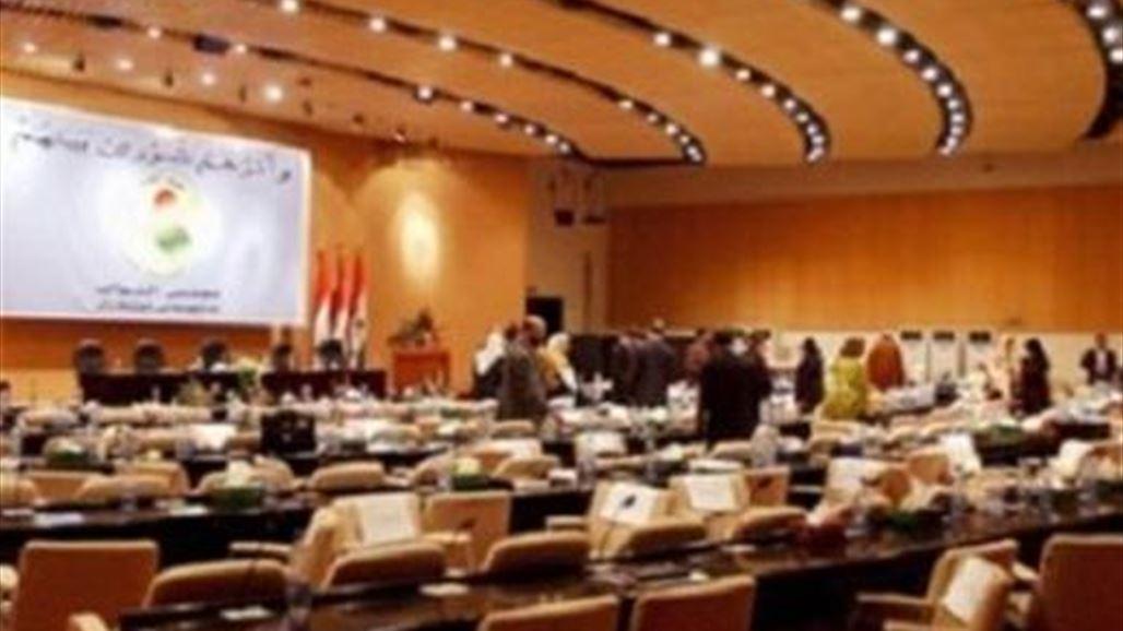 النجيفي ورؤساء الكتل يتفقون على تقديم قانون التقاعد للتصويت خلال عشرة ايام