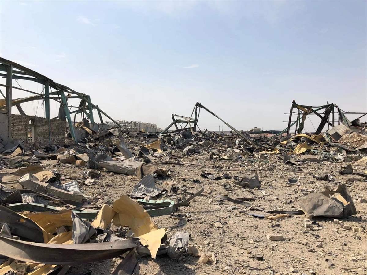 امريكا تخلي قواتها بقاعدة بلد شمال بغداد بالطائرات قبل القصف