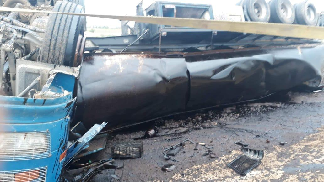 بالصور.. مصرع واصابة 34 عنصر من الحشد الشعبي في ديالى