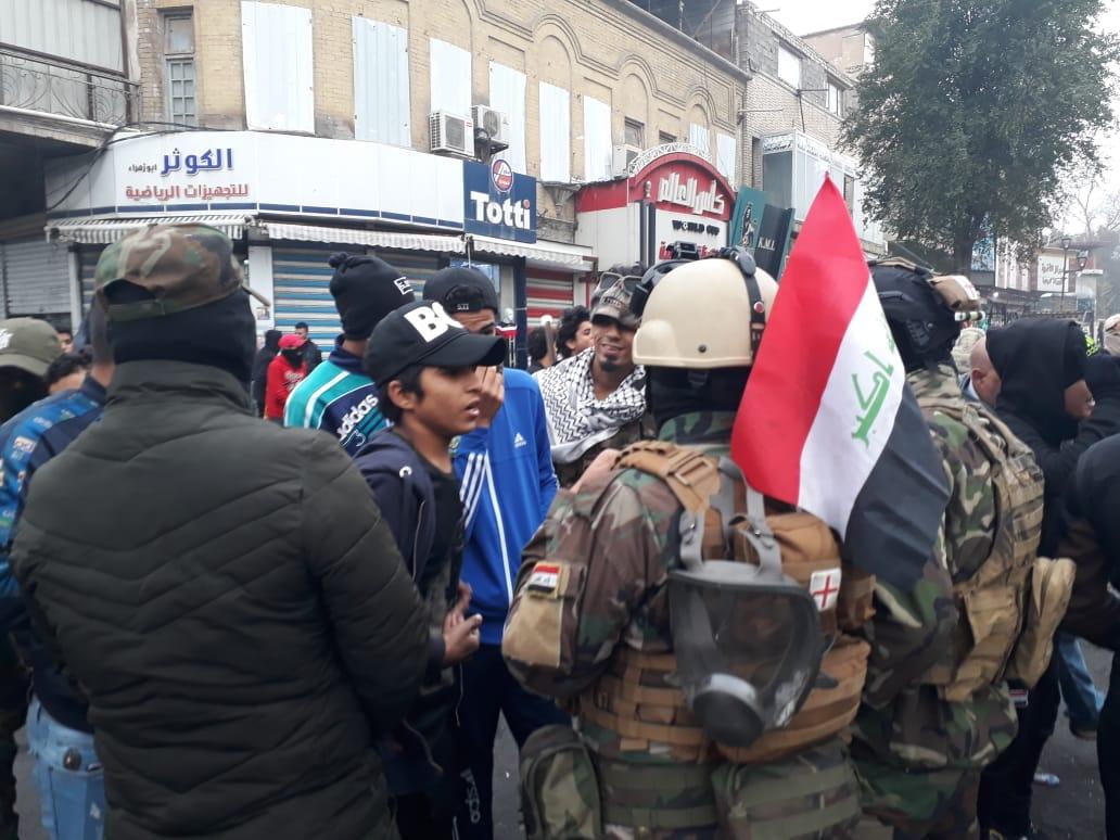 العراق: تظاهرات غاضبة دامية