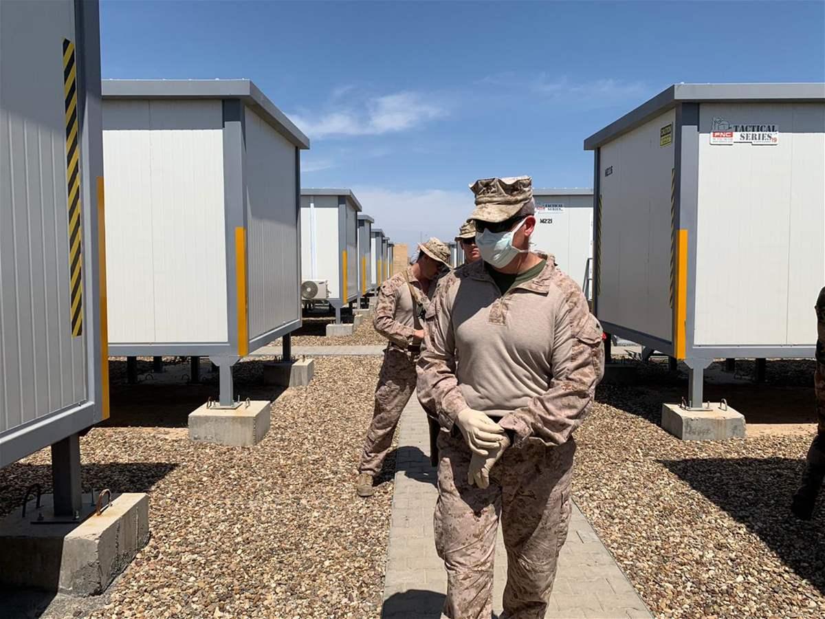 أمريكا تعلن الانسحاب من قاعدة الحبانية بذكرى سقوط بغداد وتتبرع ب 3.5 مليون دولار انقاض