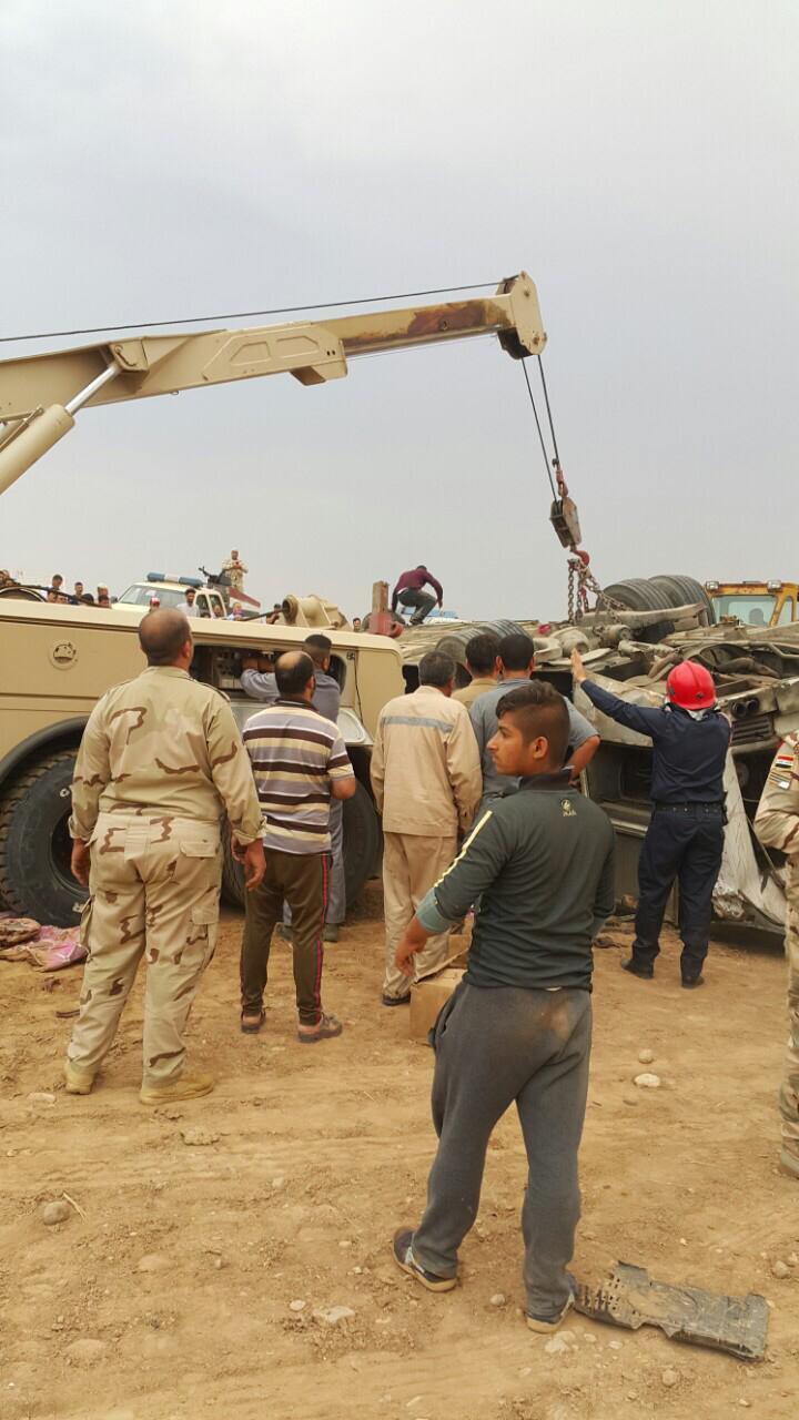 داعش الارهابي يعترف بحرق 6 منازل بتل الرمان بالموصل