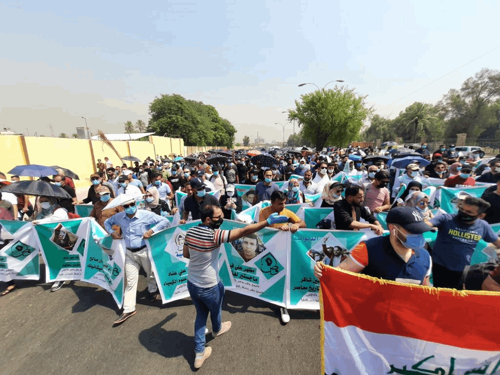 وين ماتروح تظاهرات وقطوعات طريق بالريف والمدينة