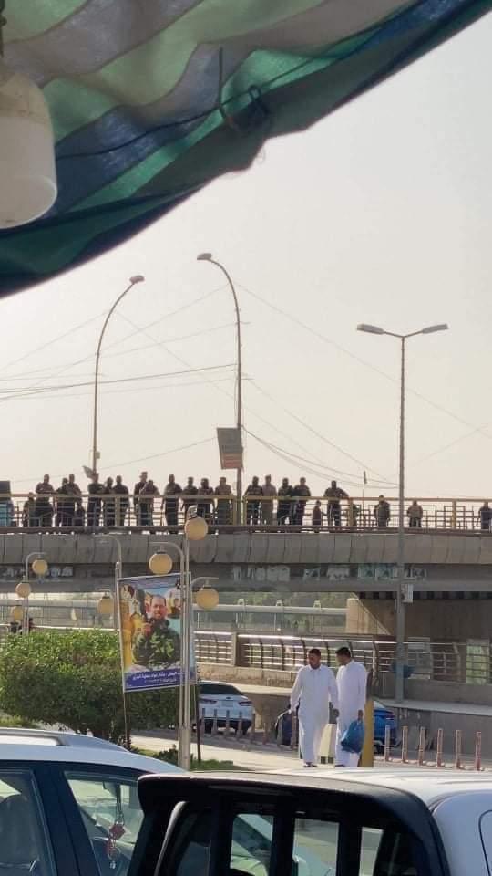 جرح عراقيون لمطالبتهم باقالة اعضاء من التيار الصدري