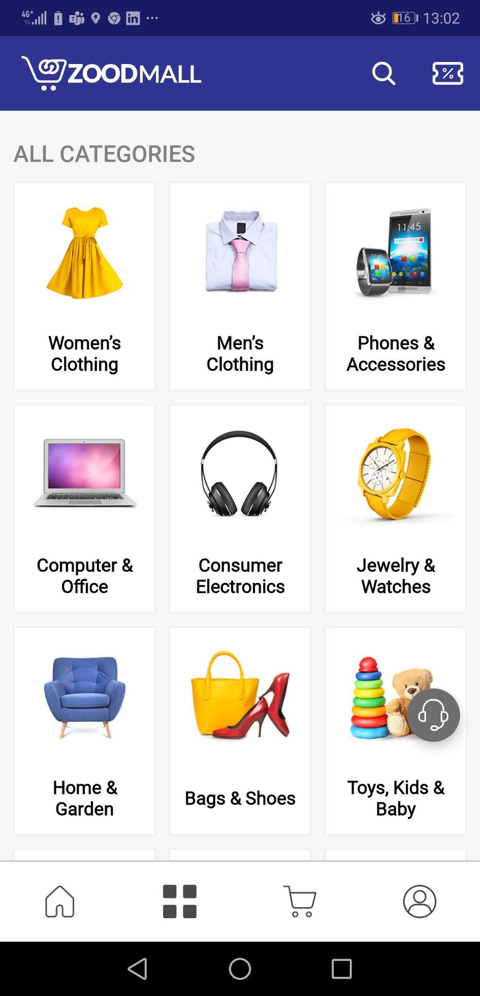 The ZoodMall e-commerce app closes a $ 10 million investment round ExtImage-8851686-213637584
