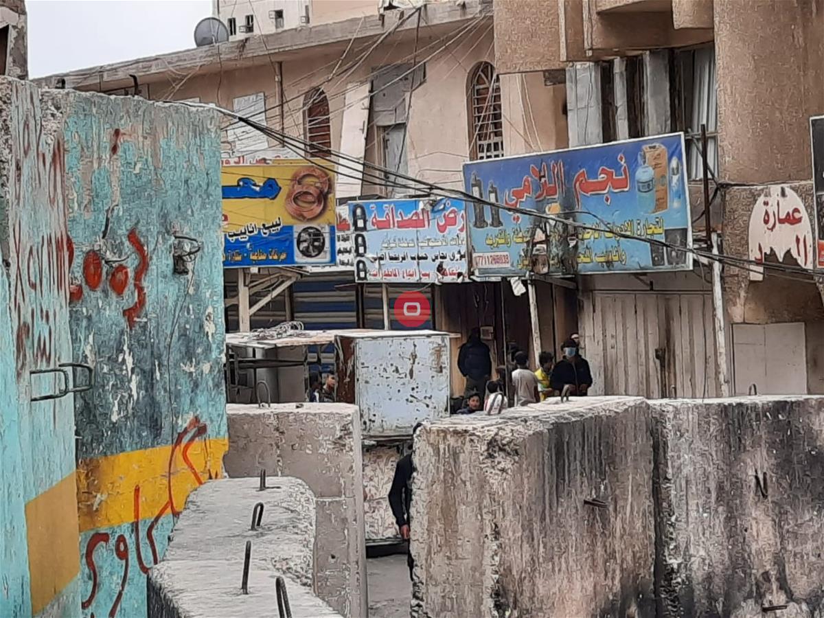 ماذا ينتظر الجيش العراقي الذي دربه الامريكان في ساحة الخلاني؟شنو ما عدكم بيت